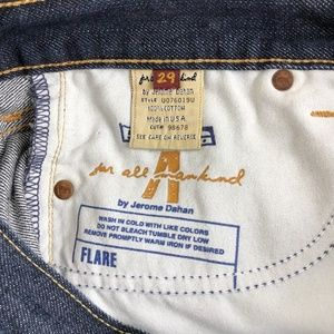 7 For All Mankind Jeans - 7 For All Mankind Womens 29 Jeans Flare Blue